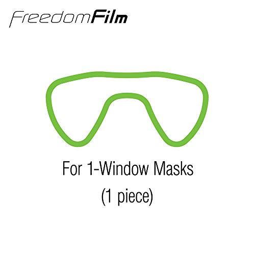 TUSA Anti-Fog Freedom Film for all Scuba/Snorkeling 2-Window Masks